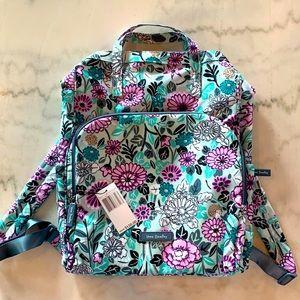 Vera Bradley Lighten Up Top Handle Backpack